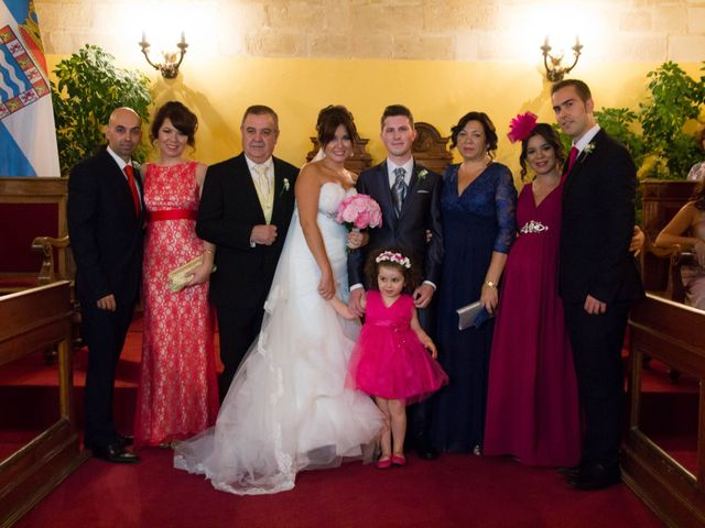 La boda de Jairo y Miriam en Jerez De La Frontera, Cádiz 67