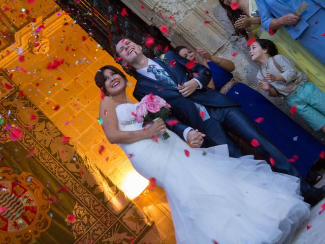 La boda de Jairo y Miriam en Jerez De La Frontera, Cádiz 68