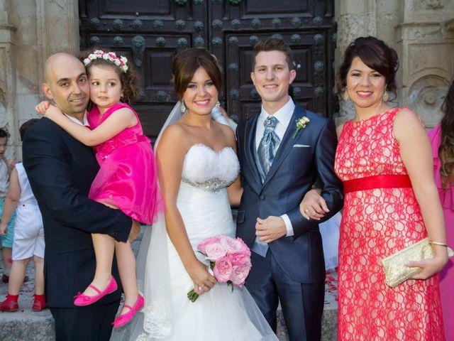La boda de Jairo y Miriam en Jerez De La Frontera, Cádiz 72
