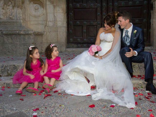 La boda de Jairo y Miriam en Jerez De La Frontera, Cádiz 74
