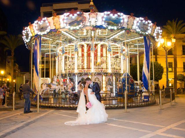 La boda de Jairo y Miriam en Jerez De La Frontera, Cádiz 82