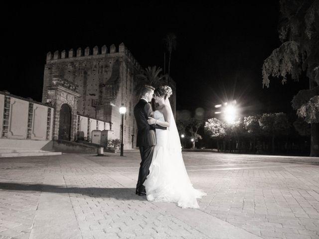 La boda de Jairo y Miriam en Jerez De La Frontera, Cádiz 94