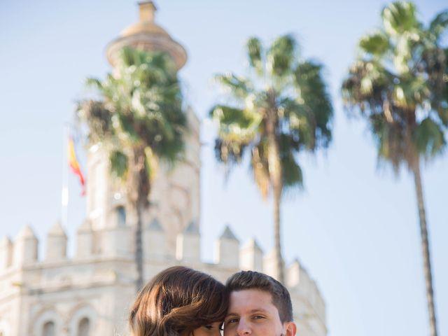 La boda de Jairo y Miriam en Jerez De La Frontera, Cádiz 155