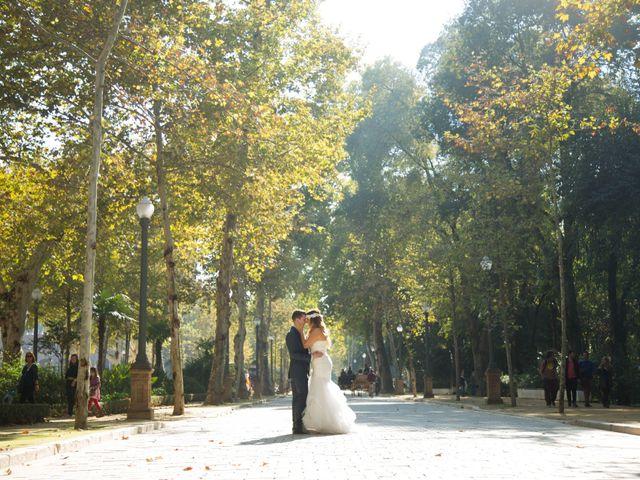 La boda de Jairo y Miriam en Jerez De La Frontera, Cádiz 173