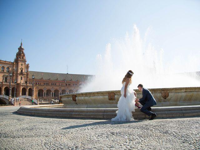 La boda de Jairo y Miriam en Jerez De La Frontera, Cádiz 180