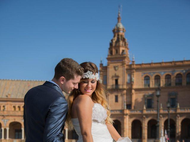 La boda de Jairo y Miriam en Jerez De La Frontera, Cádiz 181