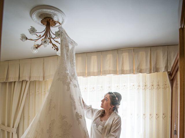 La boda de Carlos y Lorena en Pozal De Gallinas, Valladolid 3