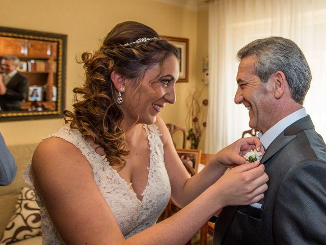 La boda de Carlos y Lorena en Pozal De Gallinas, Valladolid 4