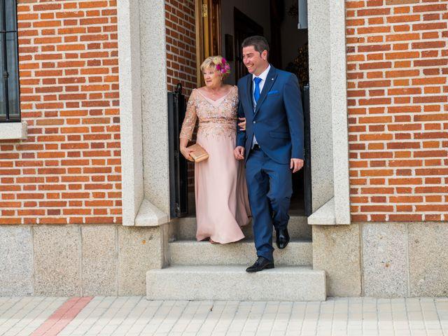La boda de Carlos y Lorena en Pozal De Gallinas, Valladolid 11