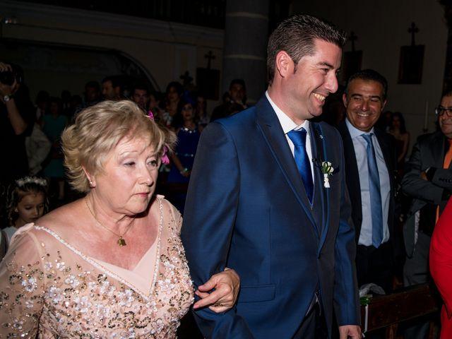 La boda de Carlos y Lorena en Pozal De Gallinas, Valladolid 14