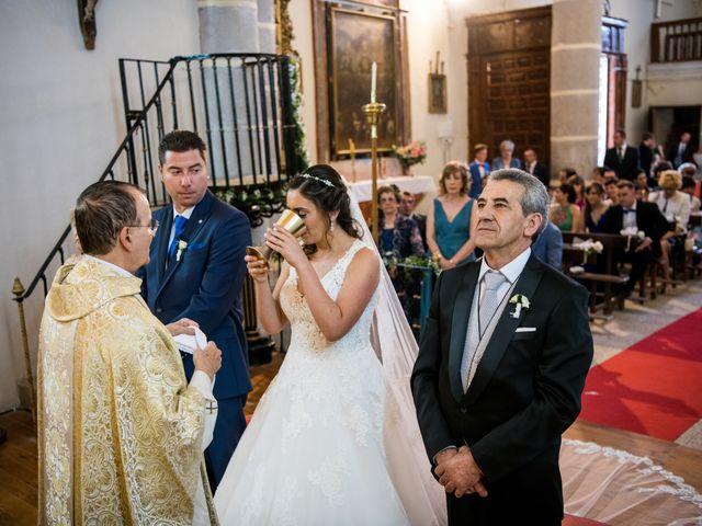 La boda de Carlos y Lorena en Pozal De Gallinas, Valladolid 18