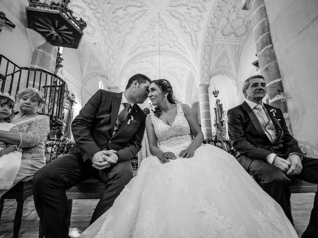La boda de Carlos y Lorena en Pozal De Gallinas, Valladolid 19