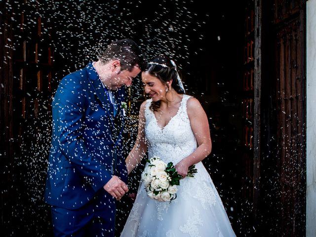 La boda de Carlos y Lorena en Pozal De Gallinas, Valladolid 20
