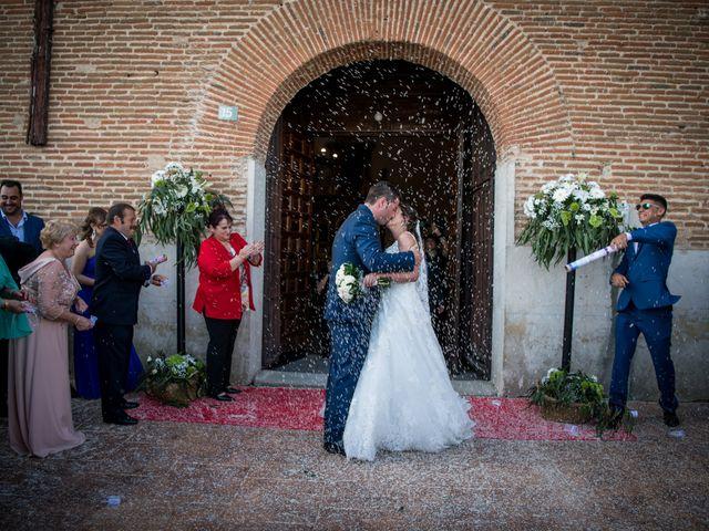La boda de Carlos y Lorena en Pozal De Gallinas, Valladolid 21