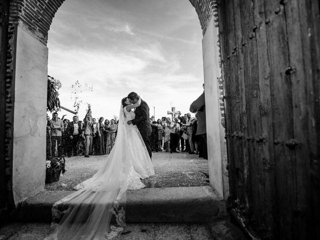 La boda de Carlos y Lorena en Pozal De Gallinas, Valladolid 22