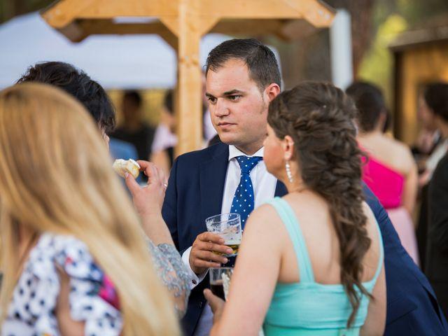La boda de Carlos y Lorena en Pozal De Gallinas, Valladolid 25