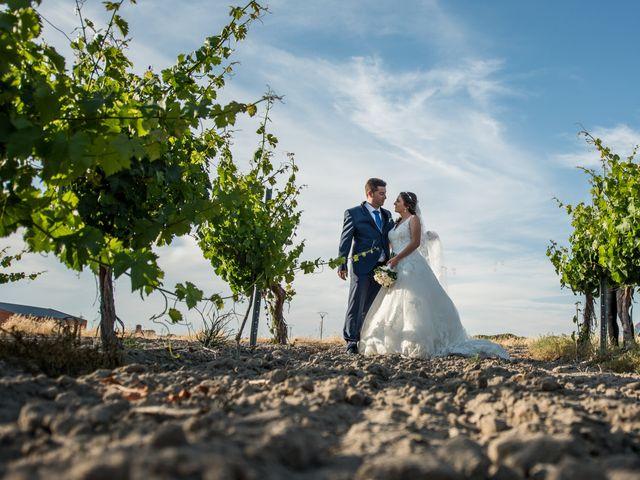 La boda de Carlos y Lorena en Pozal De Gallinas, Valladolid 26