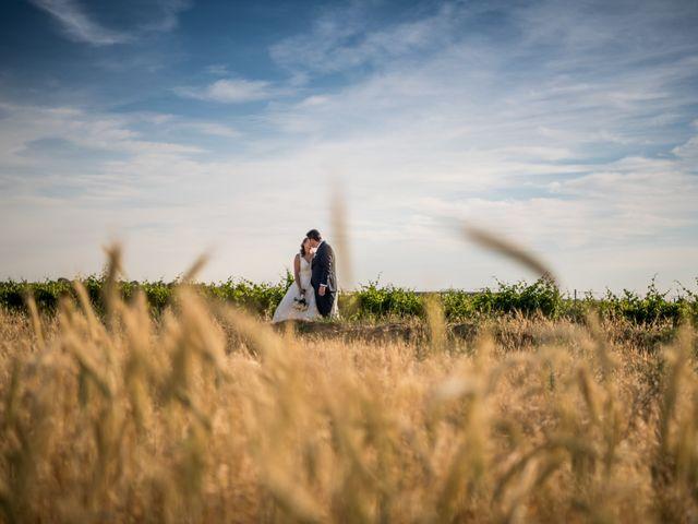 La boda de Carlos y Lorena en Pozal De Gallinas, Valladolid 28