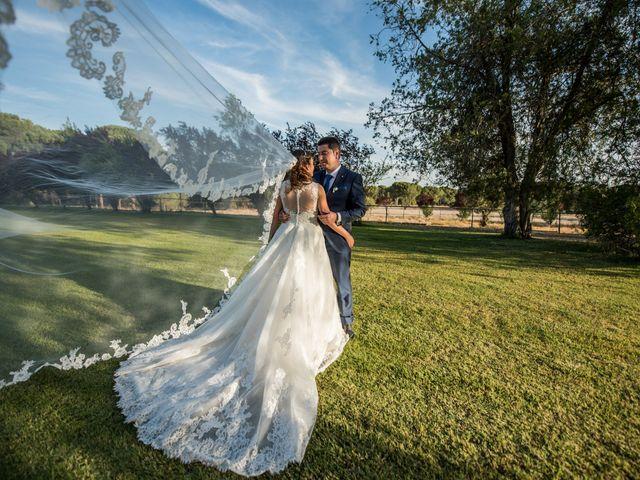 La boda de Carlos y Lorena en Pozal De Gallinas, Valladolid 31