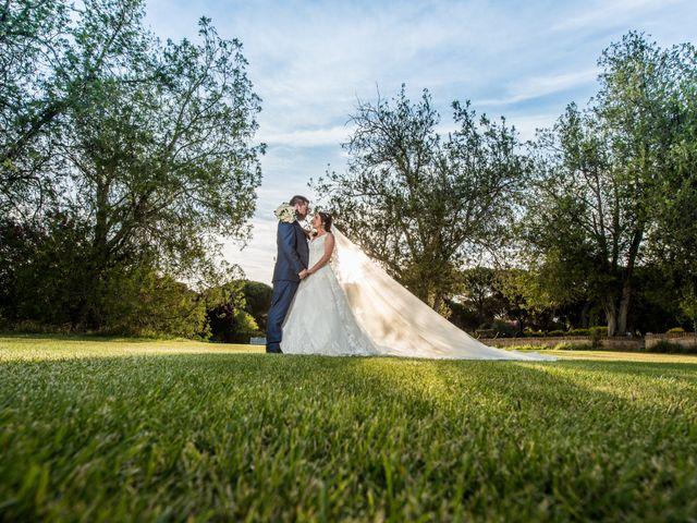 La boda de Carlos y Lorena en Pozal De Gallinas, Valladolid 32