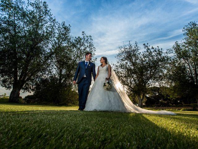 La boda de Carlos y Lorena en Pozal De Gallinas, Valladolid 33