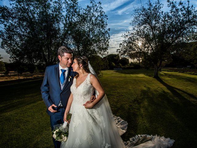La boda de Carlos y Lorena en Pozal De Gallinas, Valladolid 35