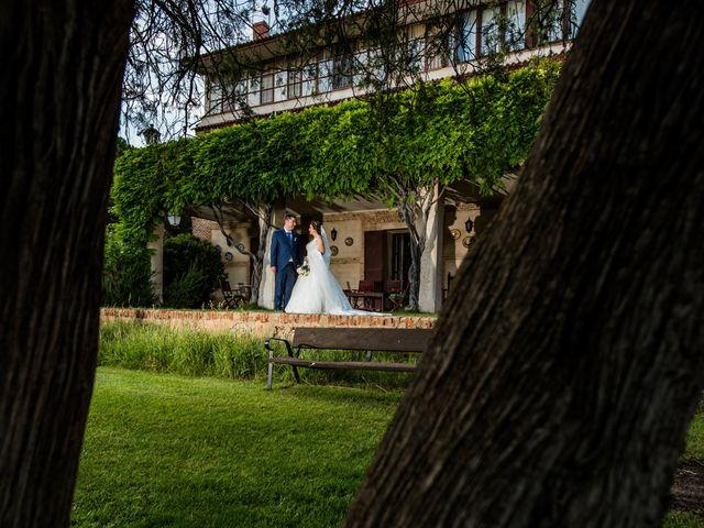 La boda de Carlos y Lorena en Pozal De Gallinas, Valladolid 37