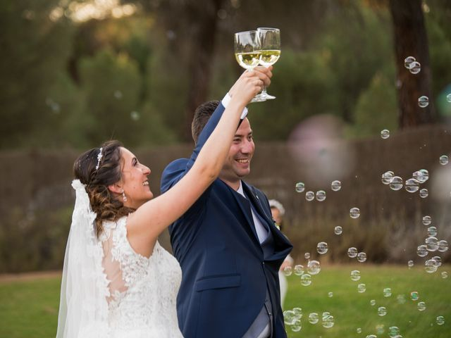 La boda de Carlos y Lorena en Pozal De Gallinas, Valladolid 44