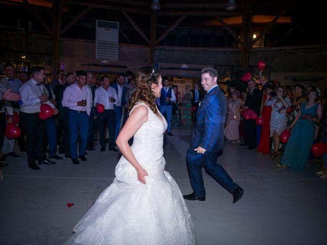 La boda de Carlos y Lorena en Pozal De Gallinas, Valladolid 57