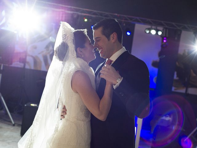 La boda de Leonor y Jaime
