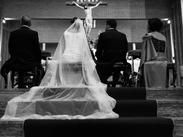 La boda de Nacho y Amanda en Boadilla Del Monte, Madrid 21