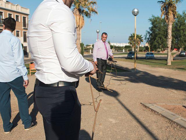 La boda de Luis y Zaida en Sagunt/sagunto, Valencia 5