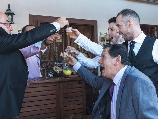 La boda de Luis y Zaida en Sagunt/sagunto, Valencia 17