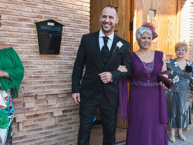 La boda de Luis y Zaida en Sagunt/sagunto, Valencia 20