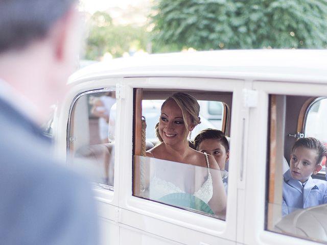La boda de Luis y Zaida en Sagunt/sagunto, Valencia 42