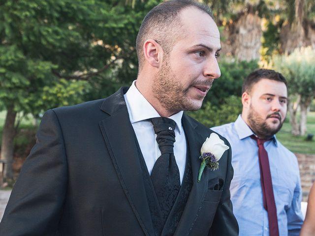 La boda de Luis y Zaida en Sagunt/sagunto, Valencia 45