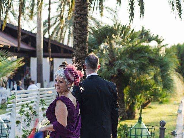 La boda de Luis y Zaida en Sagunt/sagunto, Valencia 46