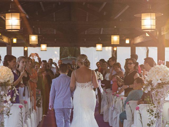 La boda de Luis y Zaida en Sagunt/sagunto, Valencia 50