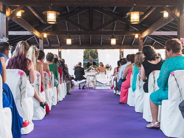 La boda de Luis y Zaida en Sagunt/sagunto, Valencia 53