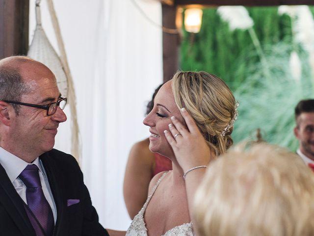 La boda de Luis y Zaida en Sagunt/sagunto, Valencia 71