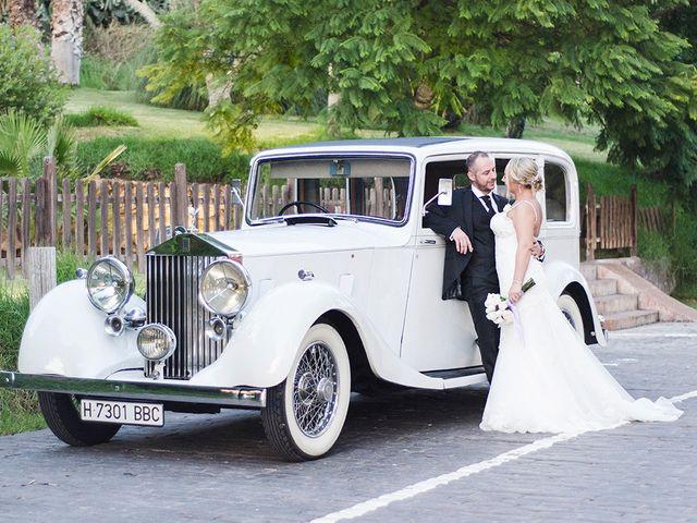 La boda de Luis y Zaida en Sagunt/sagunto, Valencia 75