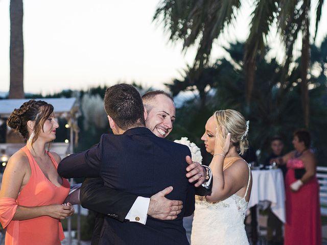 La boda de Luis y Zaida en Sagunt/sagunto, Valencia 83