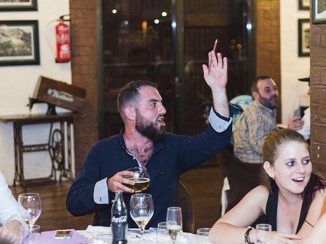 La boda de Luis y Zaida en Sagunt/sagunto, Valencia 97