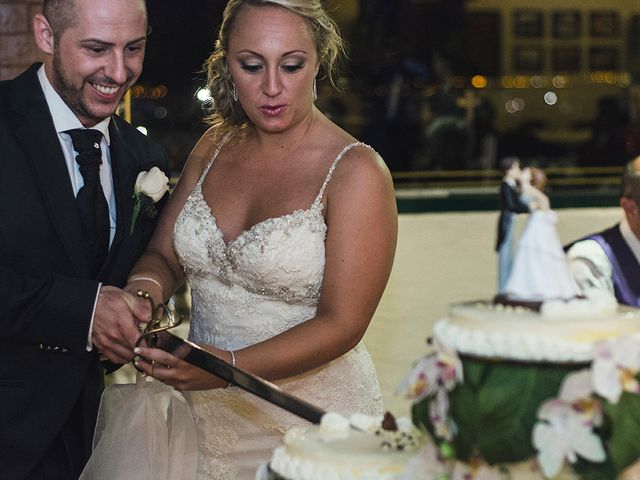 La boda de Luis y Zaida en Sagunt/sagunto, Valencia 105