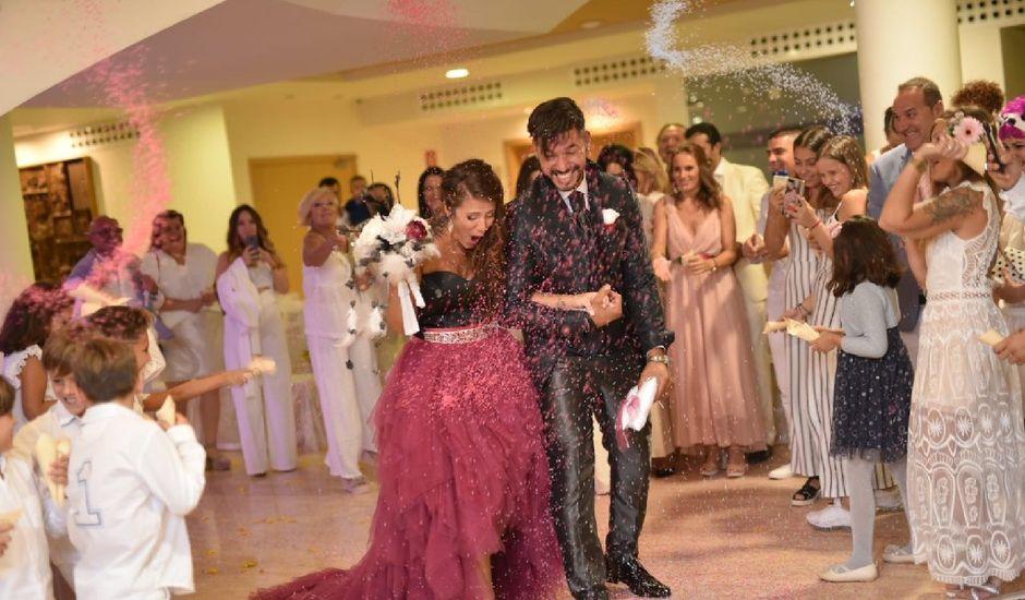 La boda de Mónica Armada Nasarre  y Erick Silva Rodrigues  en La Pineda, Tarragona