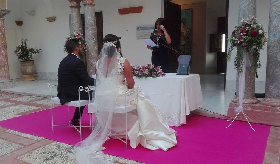 La boda de Francisco   y Carmen  en Lucena, Córdoba