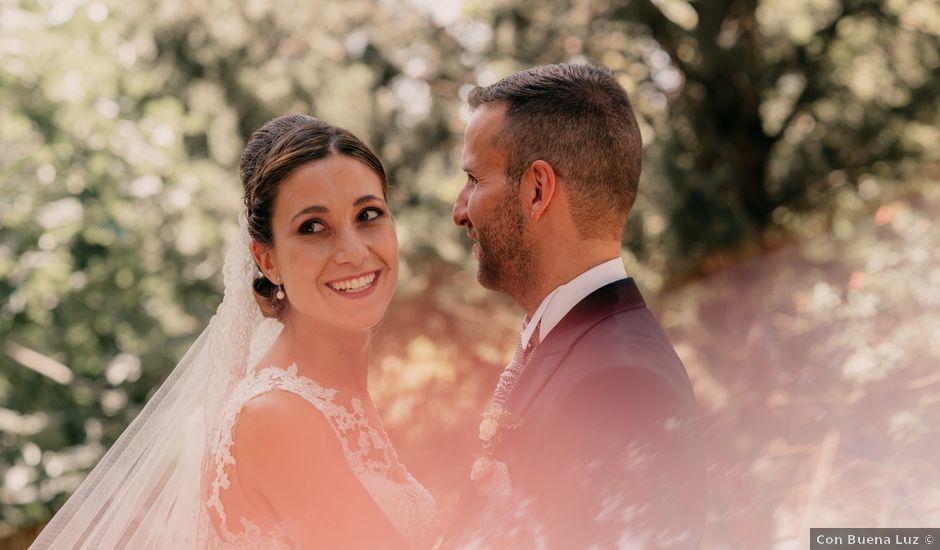 La boda de Pedro y Almudena en Membrilla, Ciudad Real