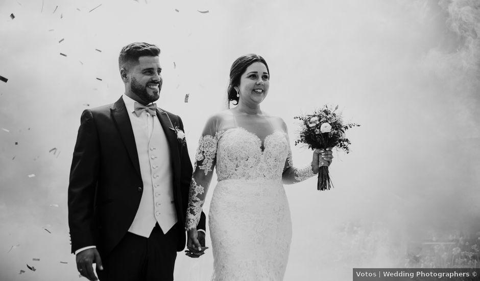 La boda de Nathanael y Evelin en Arucas, Las Palmas