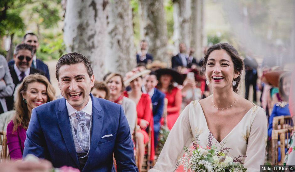 La boda de Fran y Aroa en Badajoz, Badajoz