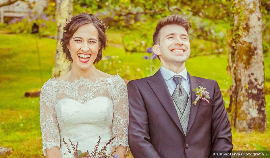 La boda de Álex y Espe en Bueu (Meiro), Pontevedra